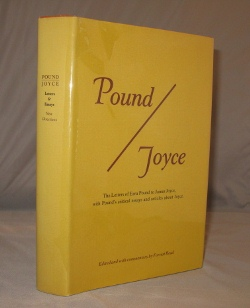 Pound/Joyce: The Letters of Ezra Pound to James Joyce, with Pound's Critical Essays and Articles about Joyce. Edited and with c. Paris in the 1920s, Ezra Pound.