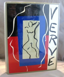 Verve: The Ultimate Review of Art and Literature (1937-1960). Modern Art, Michel Anthonioz.