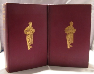 Trans-Himalaya: Discoveries and Adventures in Tibet. Two Volumes. Exploration, Sven Hedin.