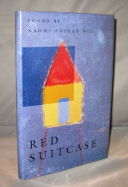 Red Suitcase: Poems. Poetry, Naomi Shihab Nye.