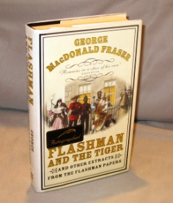 Flashman and the Tiger. George MacDonald Fraser.