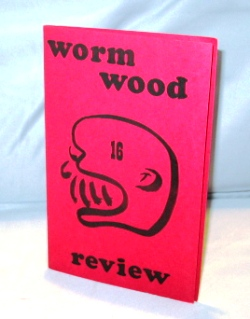 Grip the Walls. Volume Four, Number Four, issue #16 of Wormwood Review. Charles Bukowski.