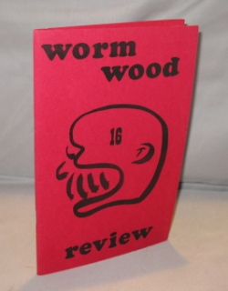 Grip the Walls. A separate booklet of poems in issue 16 of Wormwood Review. Charles Bukowski.