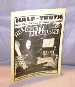 "A Short Story and a poem ""The Mail"" in Half-Truth Magazine. Charles Bukowski."