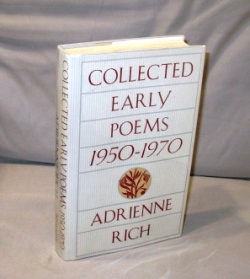 Collected Early Poems 1950-1970. Adrienne Rich.