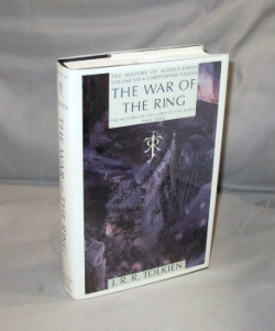 The War of the Ring : The History of the Lord of the Rings (Pt. 3) (History of Middle-Earth Volume VIII). Edited by Christopher. J. R. R. Tolkien.