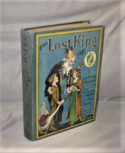 The Lost King of Oz. Oziana, Ruth Plumly Thompson.