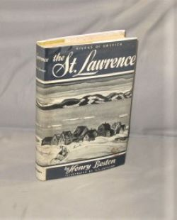 The St. Lawrence. Rivers of America, Henry Beston.