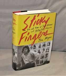 Sticky Fingers. The Life and Times of Jann Wenner and Rolling Stone Magazine. Rolling Stone Magazine, Joe Hagan.