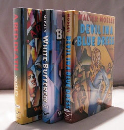 Devil in a Blue Dress, White Butterfly, and A Red Death. The First Three Volumes in the Easy...