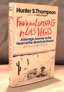 Fear and Loathing in Las Vegas. Hunter S. Thompson
