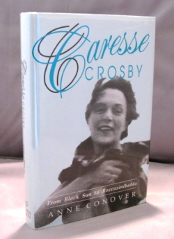 Caresse Crosby : From Black Sun to Roccasinibalda. Paris in the 1920s, Ann C. Carson