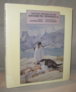 Natural History of the Antarctic Peninsula. Illustrations by Lucia deLeiris. Antarctic Natural...
