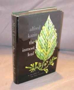 The Inmost Leaf: A Selection of Essays. Liteary Criticism, Alfred Kazin