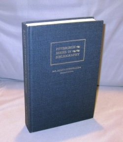F. Scott Fitzgerald: A Descriptive Bibliography. Books on Books, Matthew Bruccoli