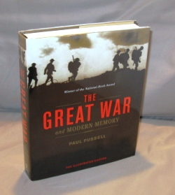 The Great War and Modern Memory: The Illustrated Edition. World War I. Literature, Paul Fussell