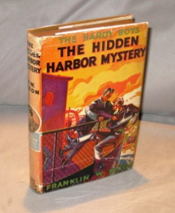 The Hidden Harbor Mystery. Hardy Boys Series, Franklin W. Dixon