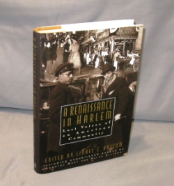 A Renaissance in Harlem: Lost Voices of an American Community. Harlem Renaissance, Lionel C. Bascom