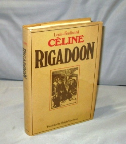 Rigadoon. Translated by Ralph Manheim