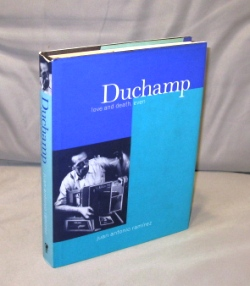 Duchamp: Love and Death, Even. Art Monograph, Juan Antonio Ramirez