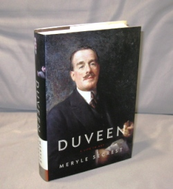 Duveen: A Life in Art. Art Biography, Meryle Secrest