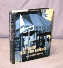 City Lights Pocket Poets Anthology. Edited by Lawrence Ferlinghetti. Poetry Anthology