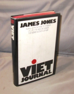Viet Journal. Vietnam War Literature, James Jones