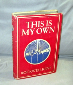 This is My Own. Illustrated Book, Rockwell Kent