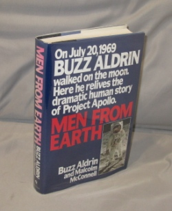 Men from Earth: An Apollo Astronaut's Exciting Account of America's Space Program. Astronaut...