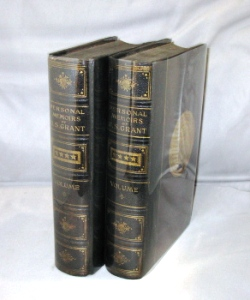 Personal Memoirs of U.S. Grant in 2 Volumes Complete. Civil War Memoir, Ulysses S. Grant