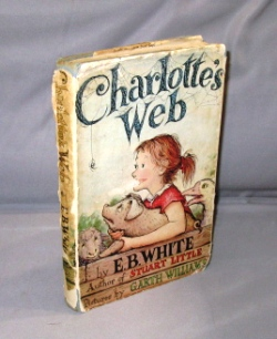 Charlotte's Web. Pictures by Garth Williams. Children's Classic, E. B. White