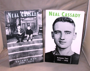 Neal Cassady Biography in two volumes. Volume One 1926-1940; Volume Two 1941-1946. Neal Cassady,...