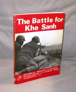 The Battle For Khe Sanh. Vietnam War, USMC Shore II, Captain Moyers S