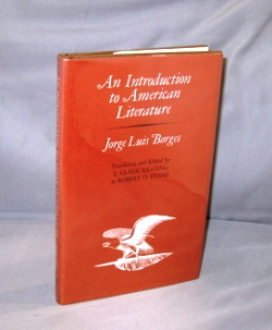 An Introduction to American Literature. Translated and Edited by L. Clark Keating and Robert O....