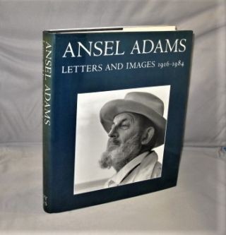 Ansel Adams: Letters and Images 1916-1984. Photography, Ansel Adams